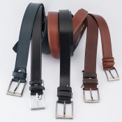 MENS leather belts (11)