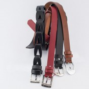 WOMENS leather belts (8)