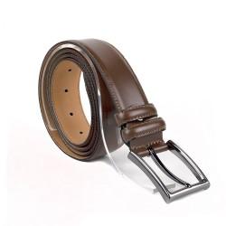 M-BEL 3,5 SOKOLA Mens genuine leather belt